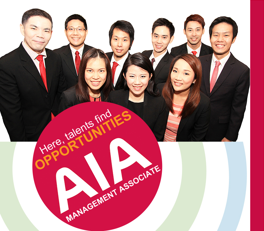 Management Associate Job AIA