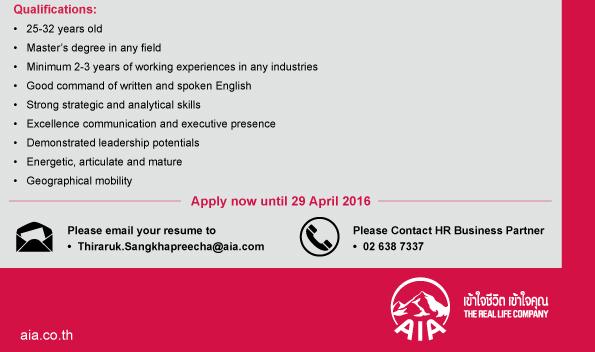 AIA Management Associates jobs