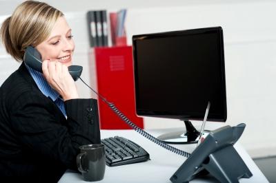 เทคนิคการรับโทรศัพท์