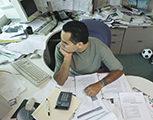 ความเฉื่อยชาในการทำงาน