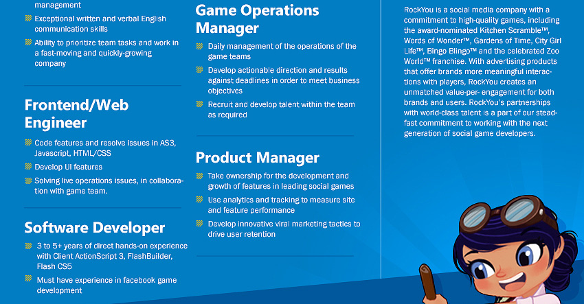 Game Operations Manager jobs