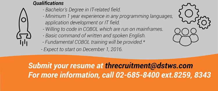 cobol programming jobs