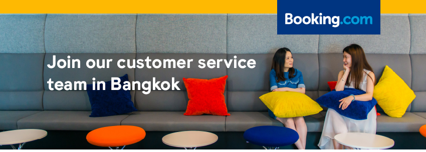 Booking.com Customer Service term
