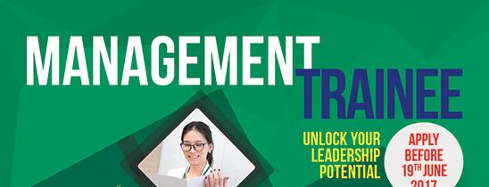 Tesco Lotus Management Trainee Programme