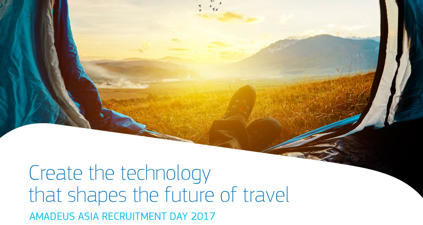 Amadeus Asia Recruitment Day 2017
