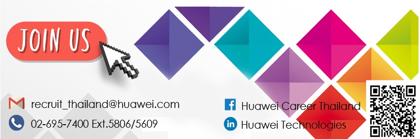 apply Huawei Thailand jobs