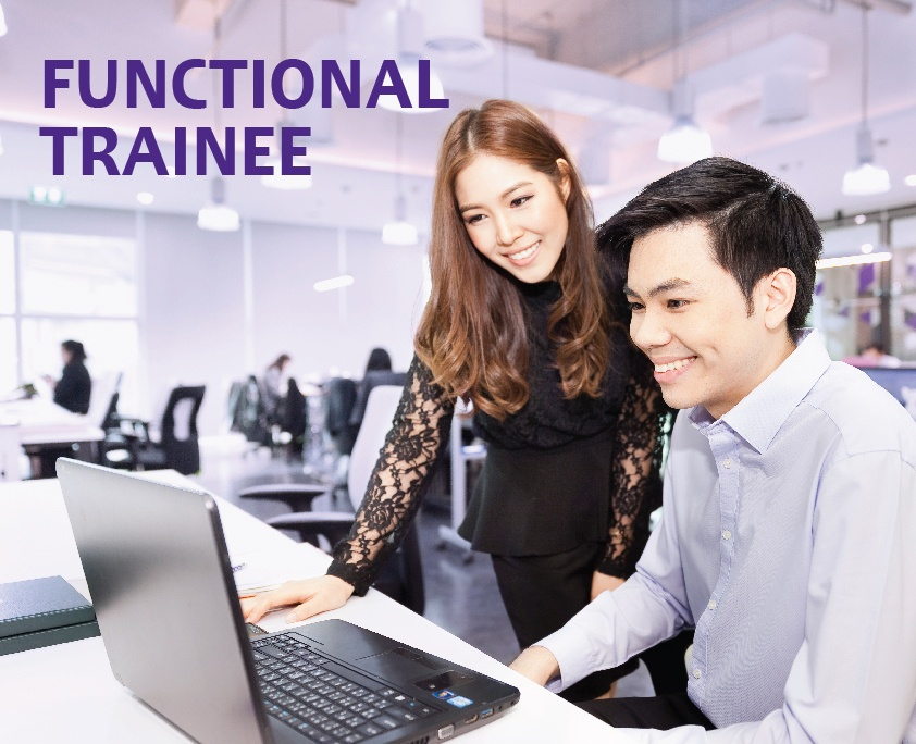 SCB Functional Trainee 2017