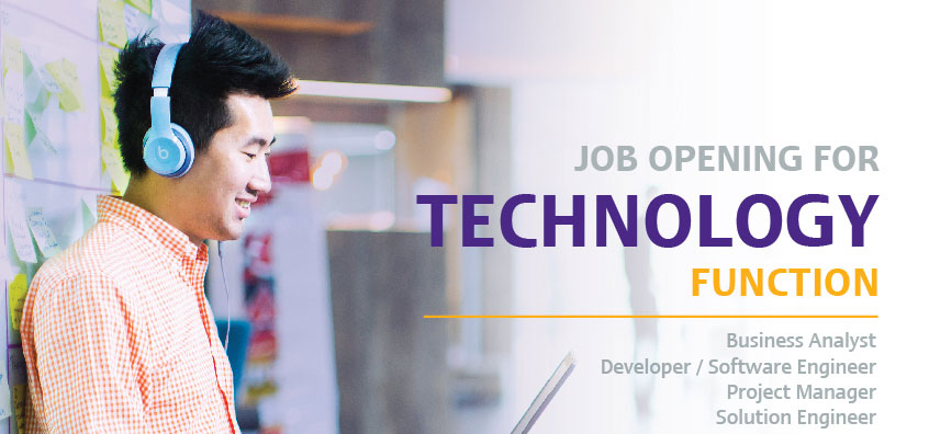 SCB technology job function