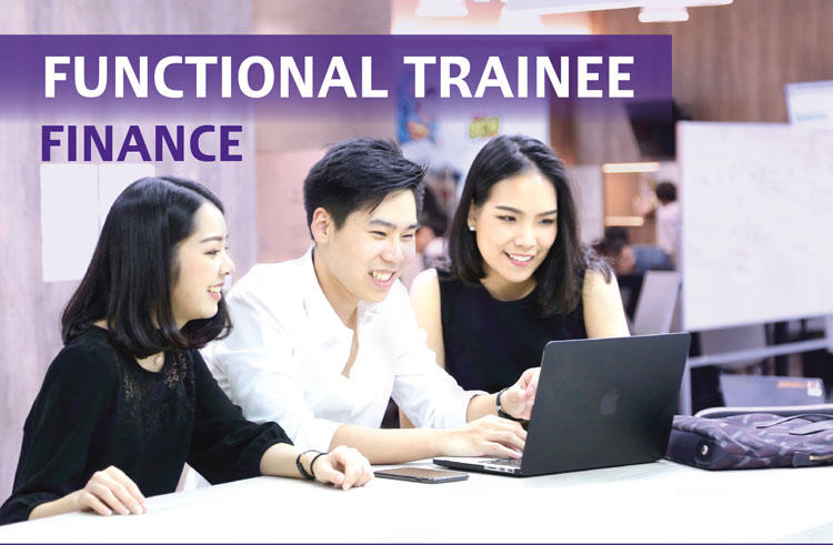 SCB Functional Trainee 2018