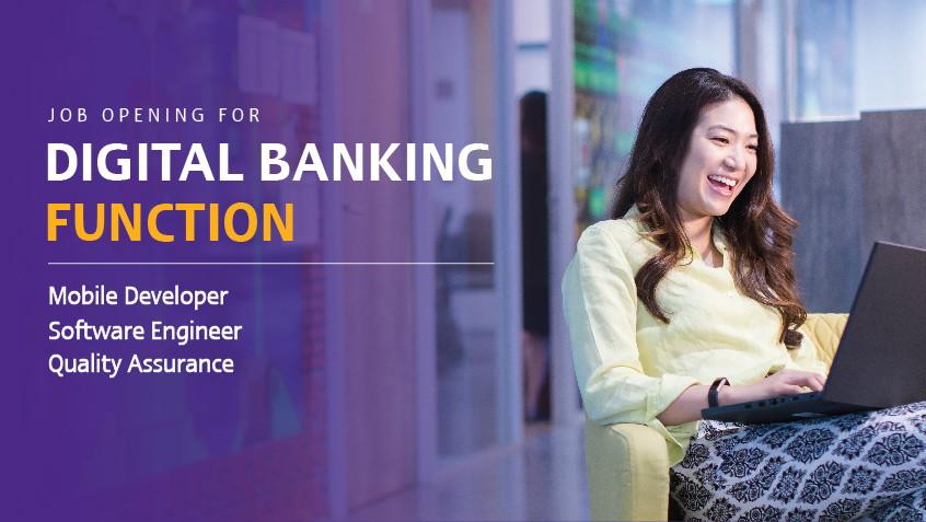 SCB Digital Banking Function