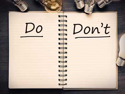 5 สิ่งควรและห้ามเขียนลงในเรซูเม่สมัครงาน