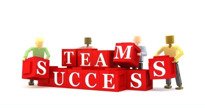 สร้างทีมให้ประสบความสำเร็จ