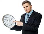 5 เรื่องที่คิดไปก็เสียเวลา (งาน) เปล่า ๆ