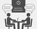 ตัวอย่างคำถามสัมภาษณ์งานภาษาอังกฤษ
