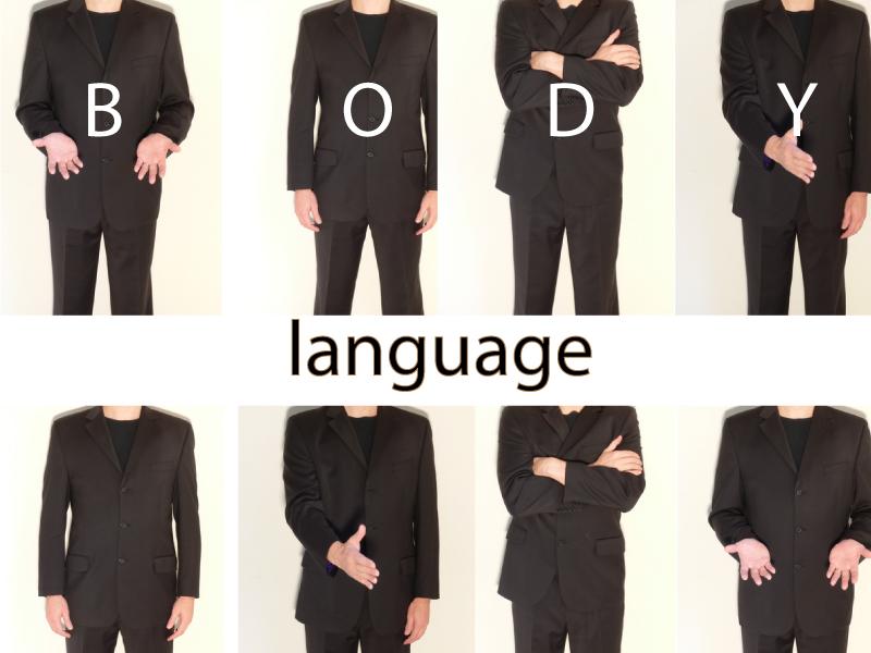 อ่านภาษากายทักษะนักขาย