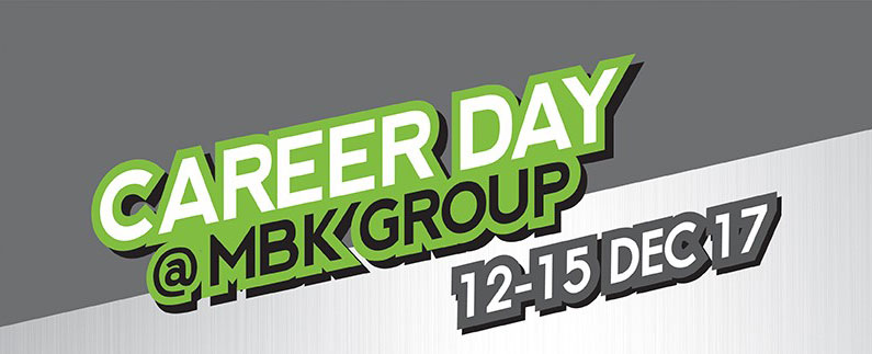 Career Day MBK Group