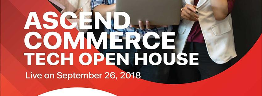 Ascene Commerce Tech Open House