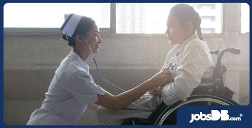 พยาบาลวิชาชีพ เงินเดือนเท่าไหร่