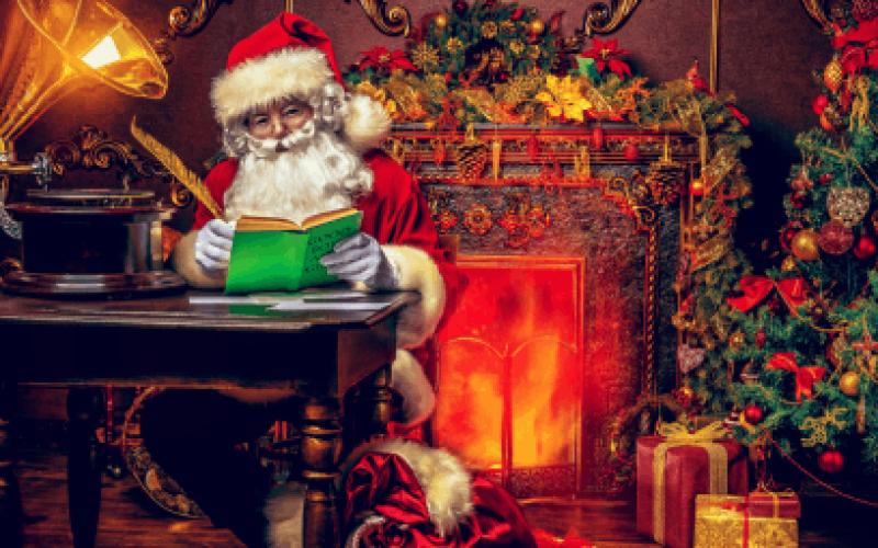 ถอดเคล็ดลับการทำงานอย่างมืออาชีพของซานตาคลอส